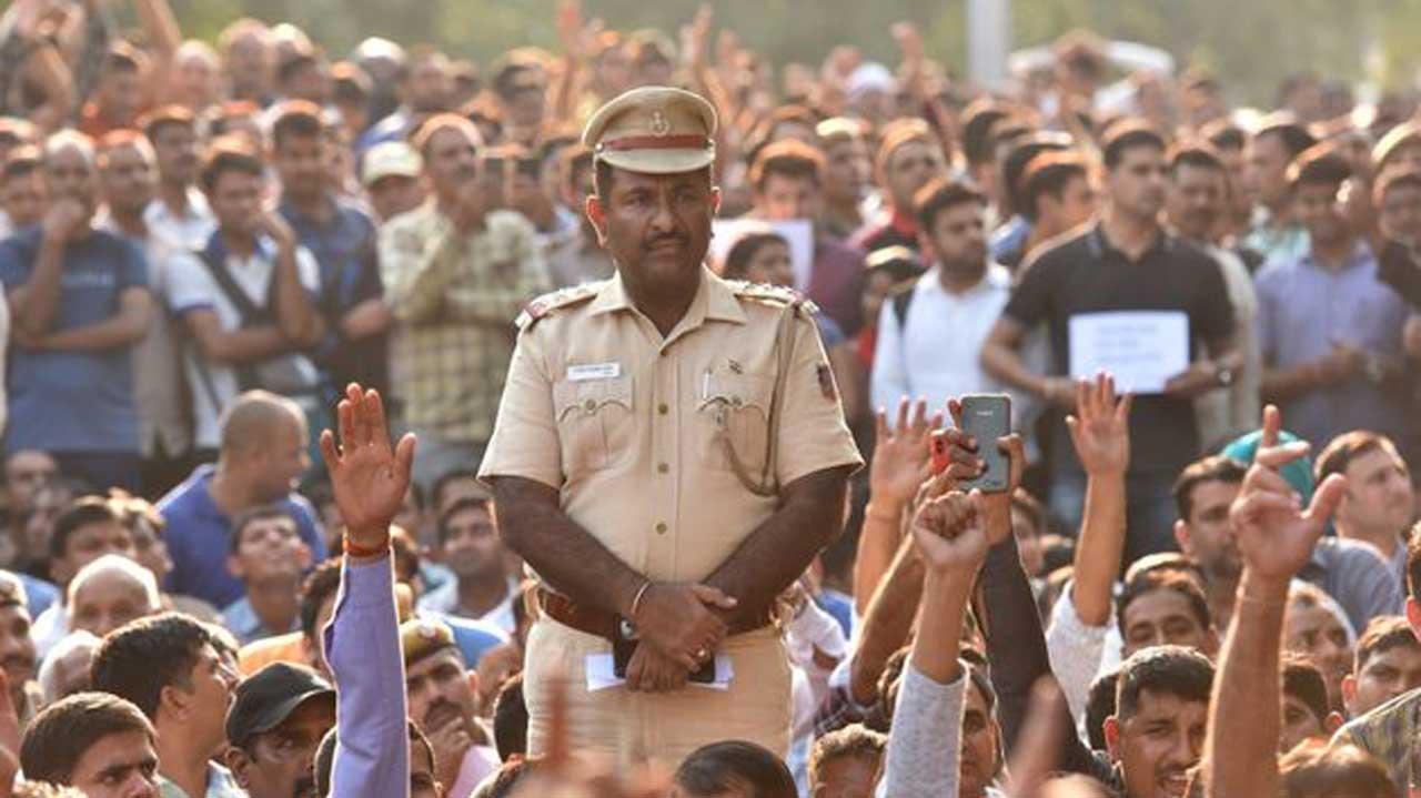 ফিরে দেখা: স্বাধীন ভারতের কয়েকটি পুলিশ বিদ্রোহ